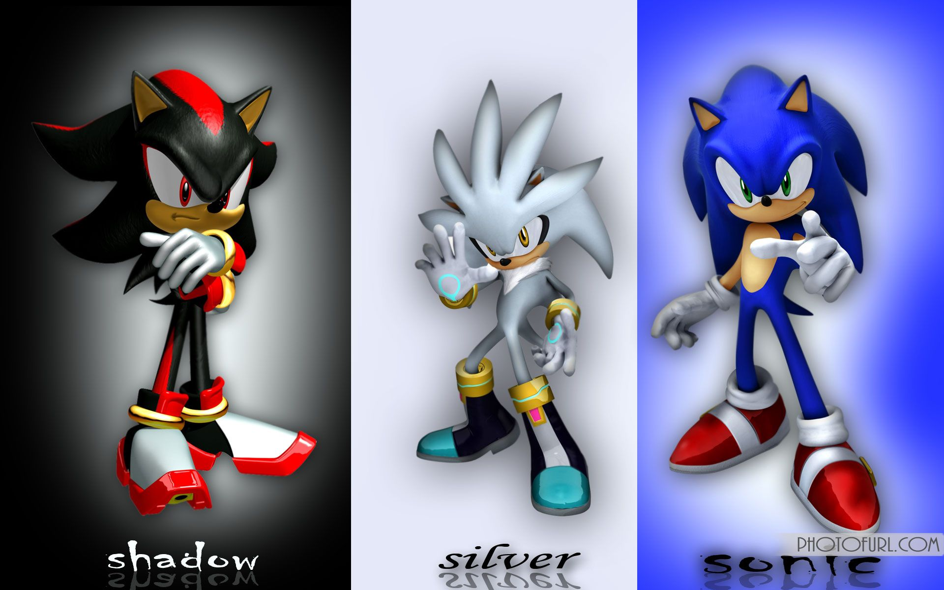 sonic heroes pictures to print  Cartoon games wallpaper / Comic