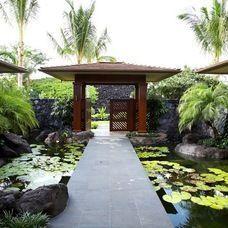 Exotique Jardin by Knudson Interiors #tropischelandschaftsgestaltung