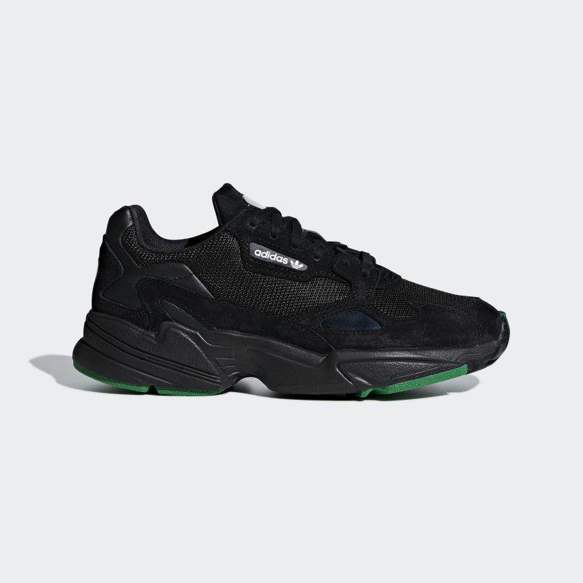 Zapatillas deportivas Adidas falcon core negras