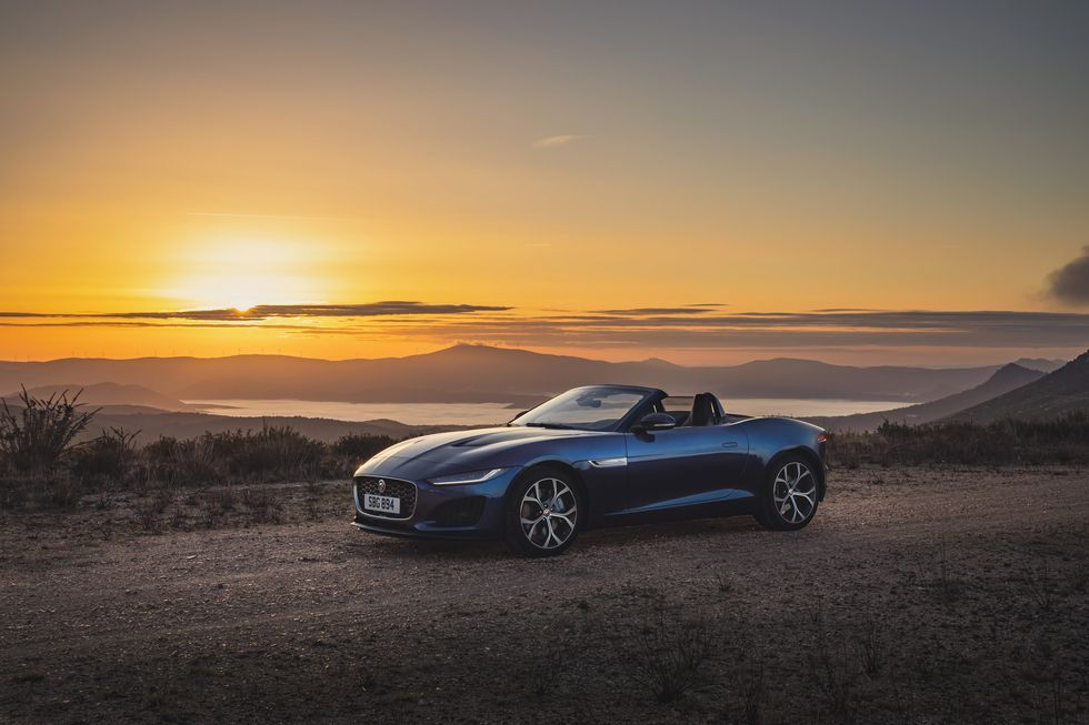In Depth Photos Of 2021 Jaguar F Type In 2020 Jaguar F Type Jaguar New Jaguar F Type