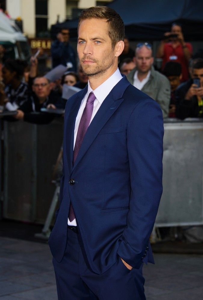 Paul Walker World Premiere Of Fast And Furious 6 Arrivals