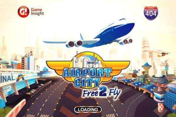 تحميل لعبة airport city مهكرة