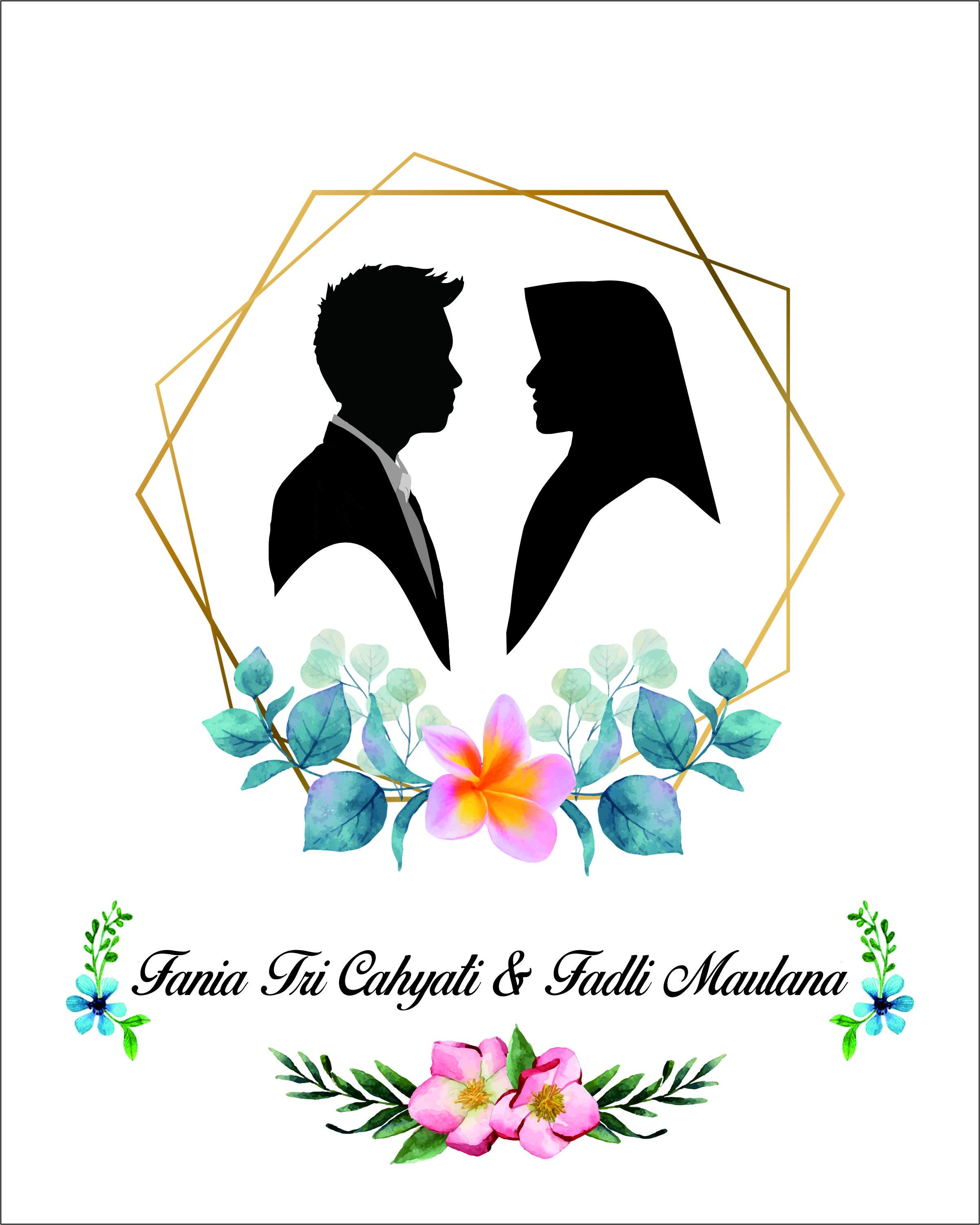 73 Gambar Animasi Undangan Pernikahan Paling Bagus