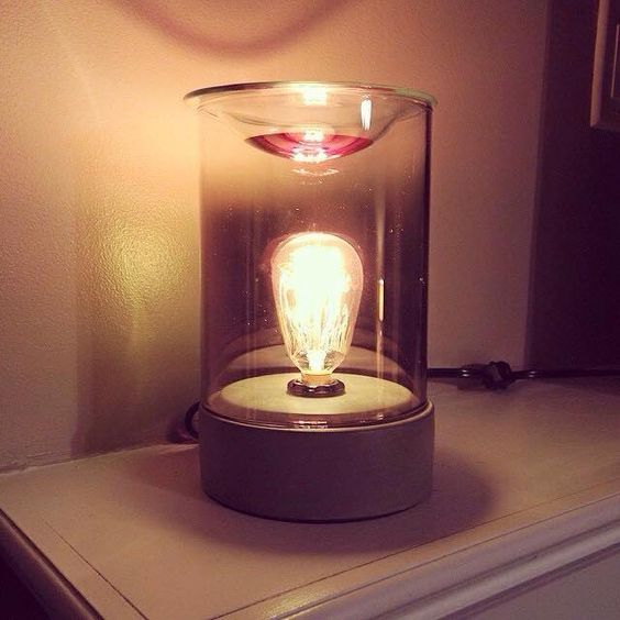 Parlour Lampshade Scentsy Warmer Www Scentedsecrets