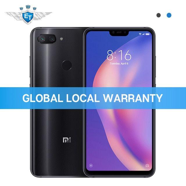 Global Version Xiaomi Mi 8 Lite 6GB 128GB Smartphone