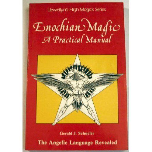enochian magic a practical manual the angelic language revealed rh pinterest com White Magic Symbols and Meanings Enochian Magic Spells