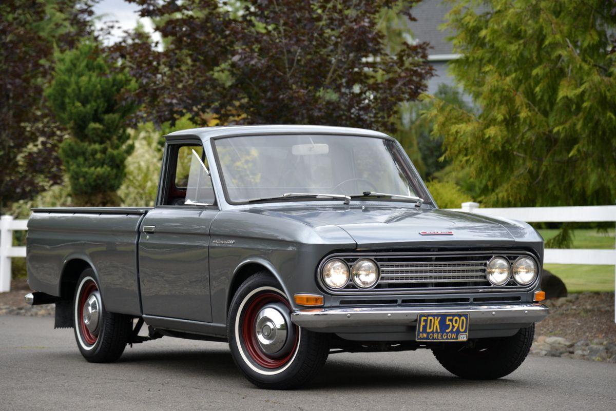 1968 Datsun 520 | Mini Truckin | Pinterest | Nissan, Classic cars ...