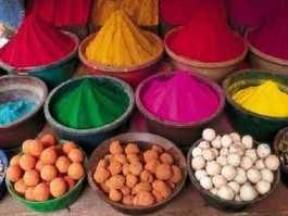 Indian festivities