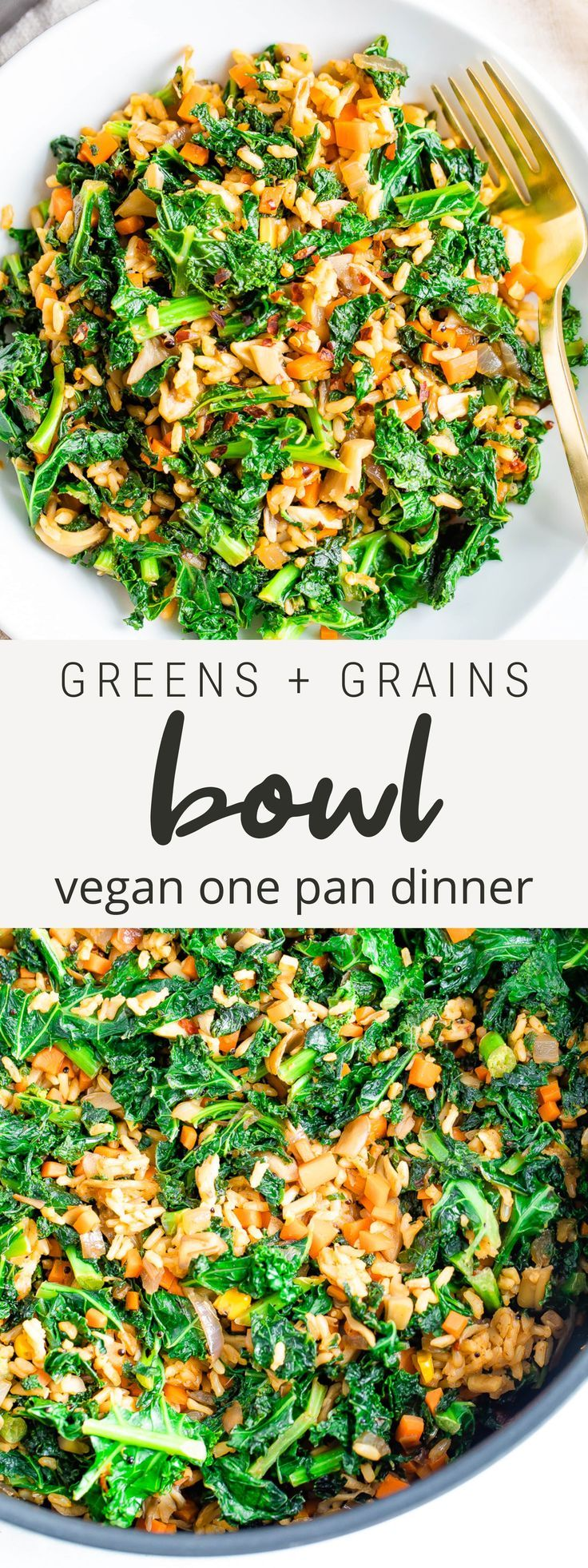 Greens and Grains Bowl