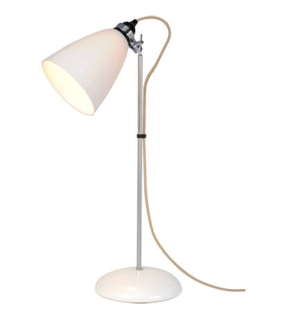 Hector small dome table lamp original btc lighting designers lighting the conran