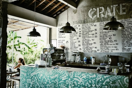 The best coffee shops in Ubud, Indonesia в 2020 г Кафе