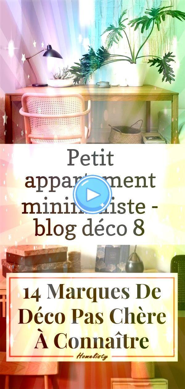 appartement minimaliste  blog déco 8 Petit appartement minimaliste  Blog Déco  Clem Around The Corner inspiration déco pour aménager un beau b...