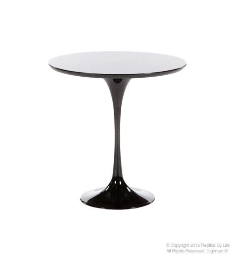 Buy The Replica Eero Saarinen Tulip Polyurethane Side Table Online Side Table Table Saarinen Tulip Side Table