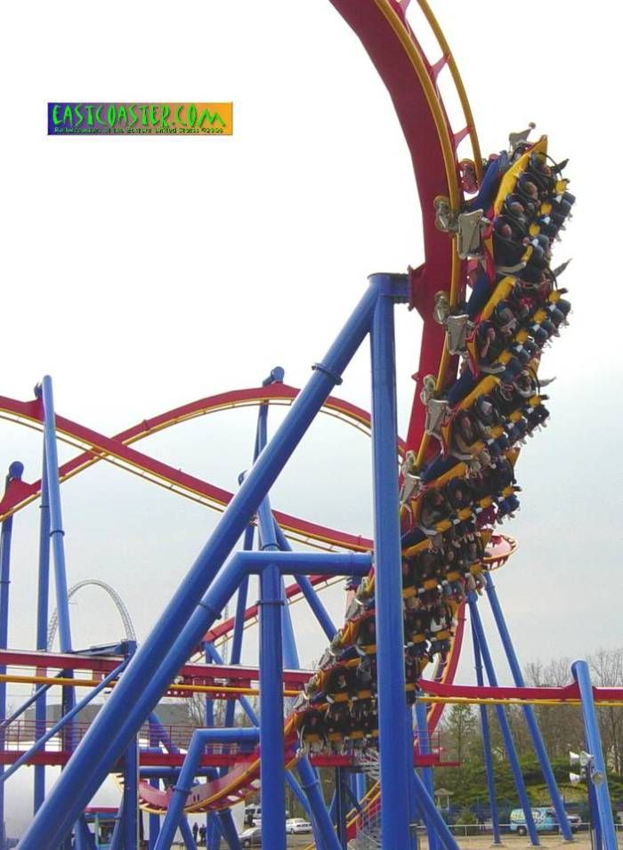 Superman Ultimate Flight Photo From Six Flags Great Adventure Six Flags Great Adventure Amusement Park Rides Thrill Ride
