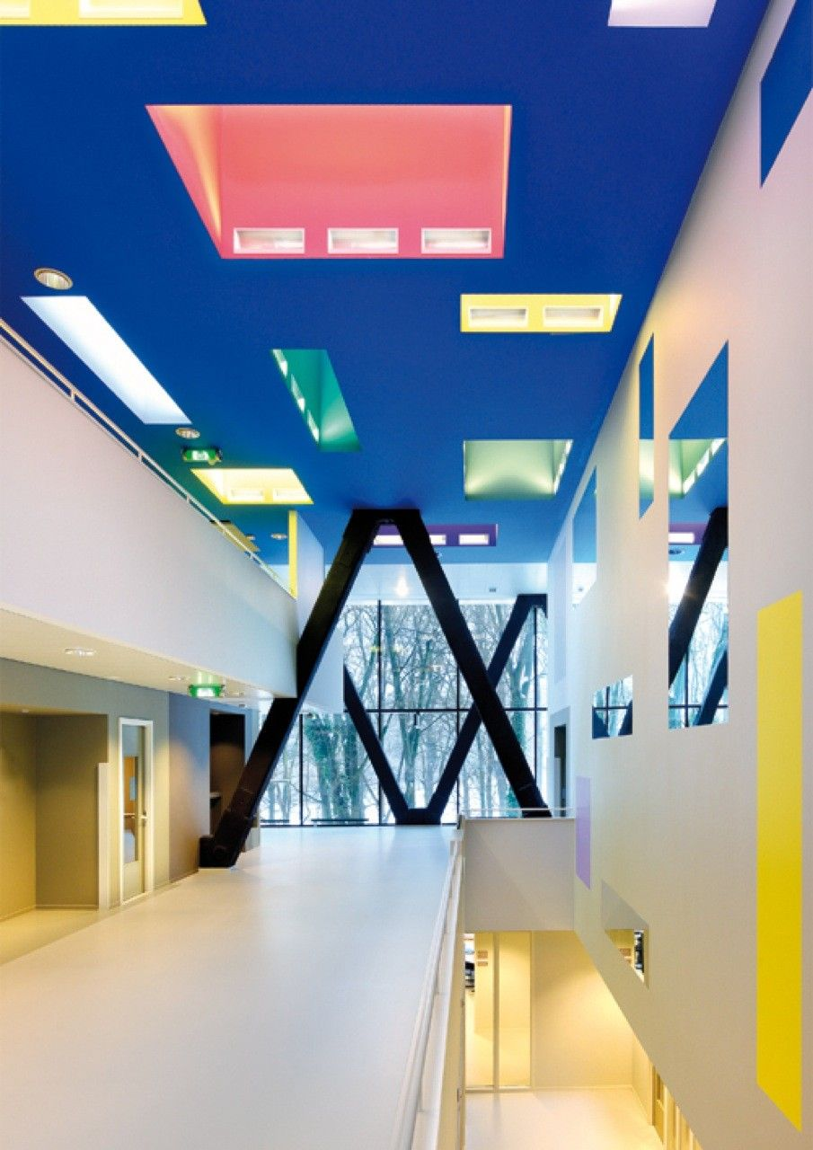 Gallery Of Rehabilitation Centre Groot Klimmendaal Koen Van Velsen 5 Rehabilitation Center Architecture Architecture Velsen