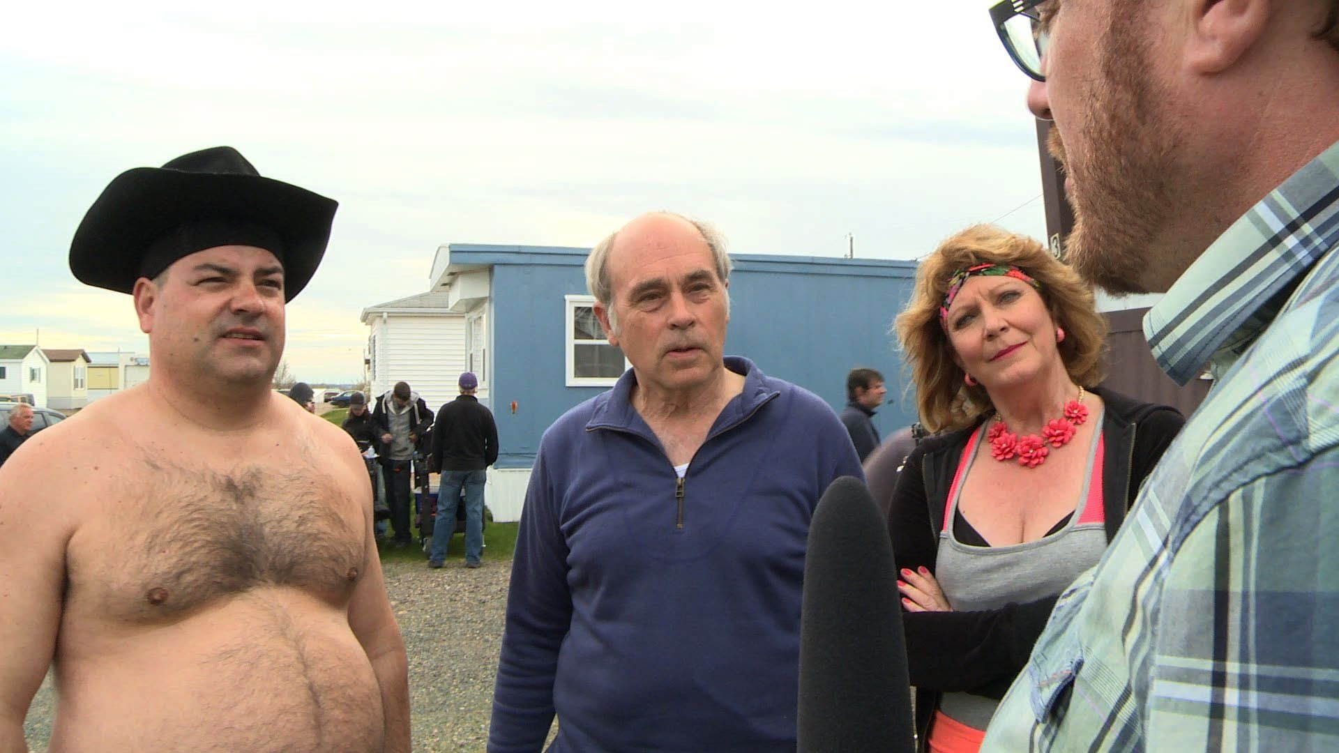 Trailer Park Boys Season 9 On Set Day 1 With Images Trailer
