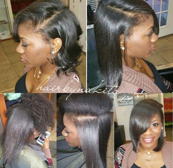 Flat Iron Slayage Hairbynakita Black Hair Information Community Flat Iron Natural Hair Natural Hair Styles Pressed Natural Hair