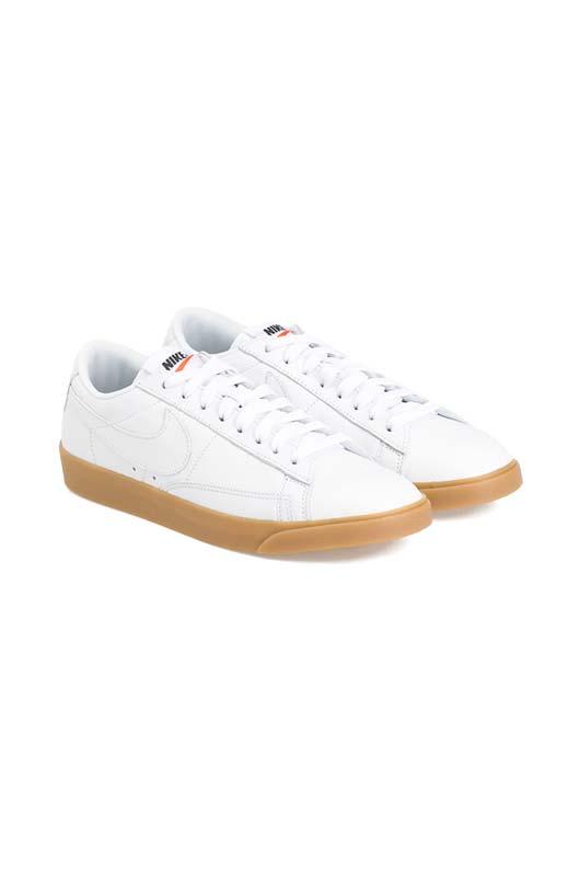 NIKE Sneaker 'Blazer Low' weiß » günstig online kaufen