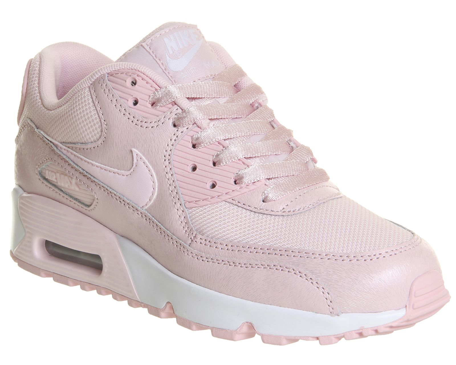 purchase cheap 04fac 60360 greece nike air max 90 pink glaze basket weave gum 22d36 7392b