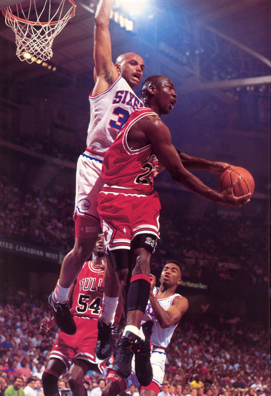 szeroki zasięg całkiem fajne kup sprzedaż 90/91 Sixers - Barkley Dish | Michael Jordan