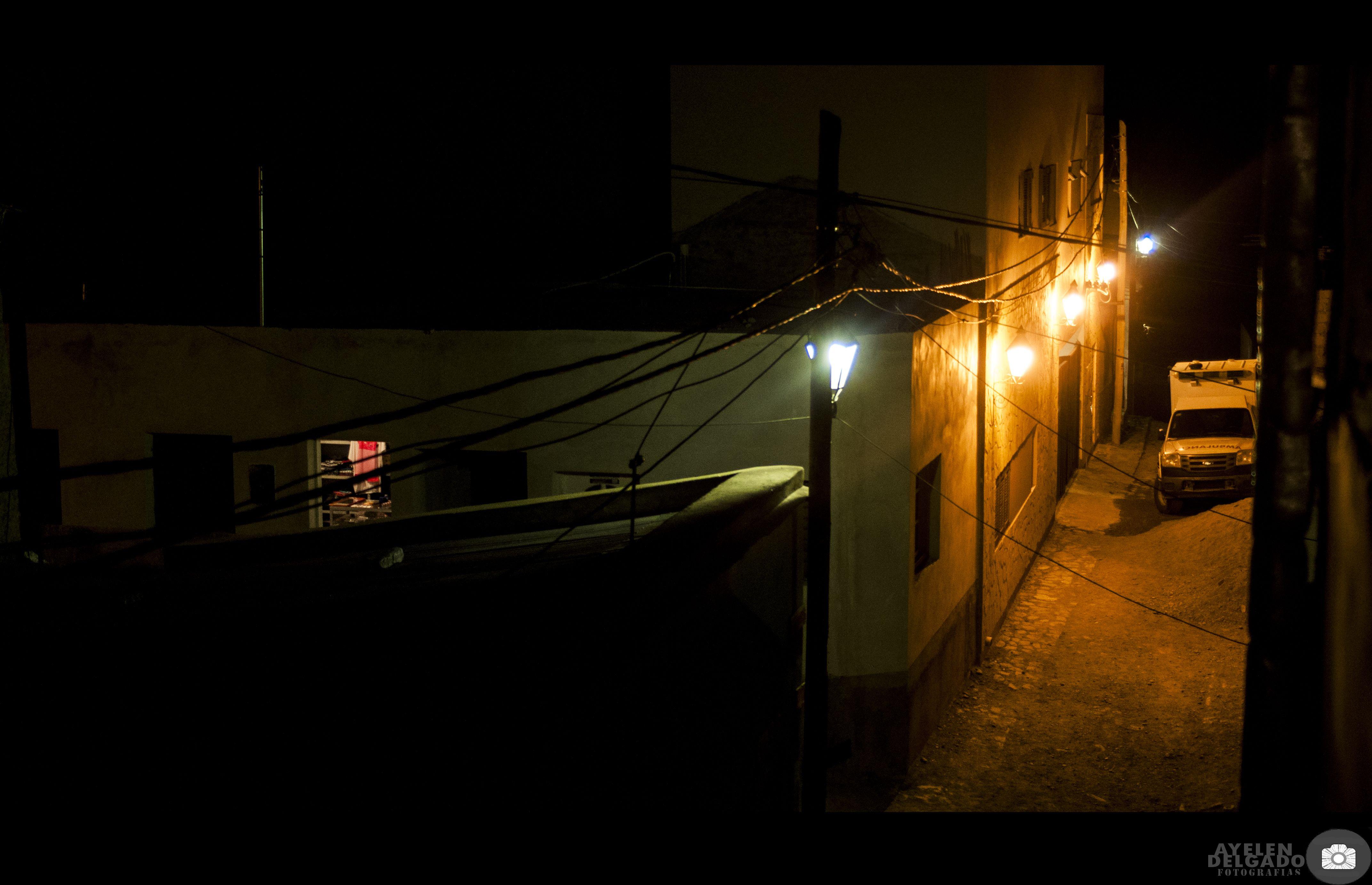 Calles de Iruya