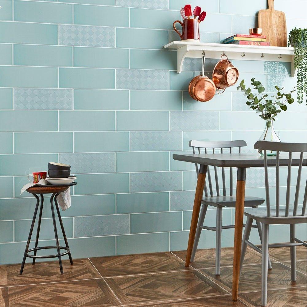 Mint Wall Tiles | Walls and Floors | Bathrooms | Pinterest | Mint ...