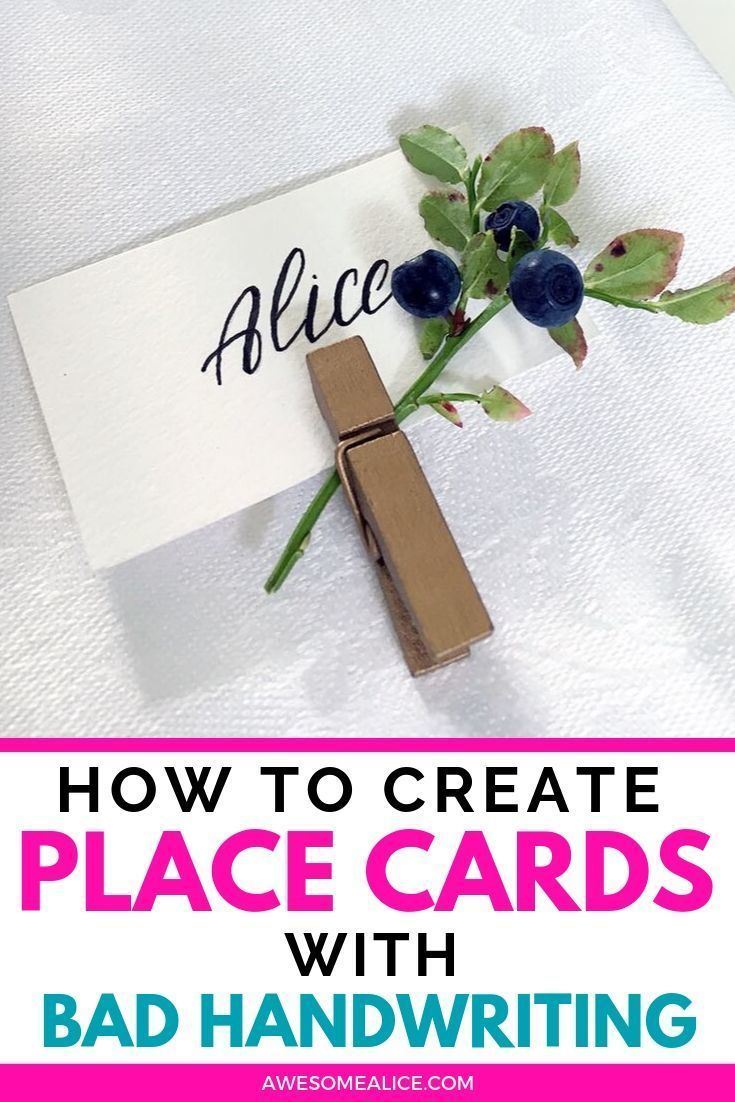 Easy homemade place cards you can DIY   Fall decor   Thanksgiving decor   Fall table setting   Thanksgiving table setting #falldecor #thanksgivingdecor #thanksgivingdiy #thanksgivingtablesettings