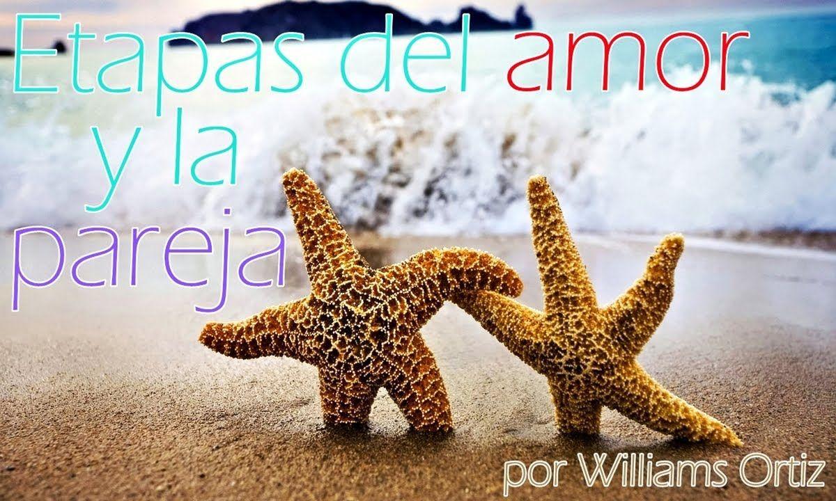 Etapas del amor y la pareja - Psic.Williams Ortiz