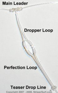 Correct Dropper Loop Perfection Loop Connection Fishing Knots Fishing Tips Going Fishing