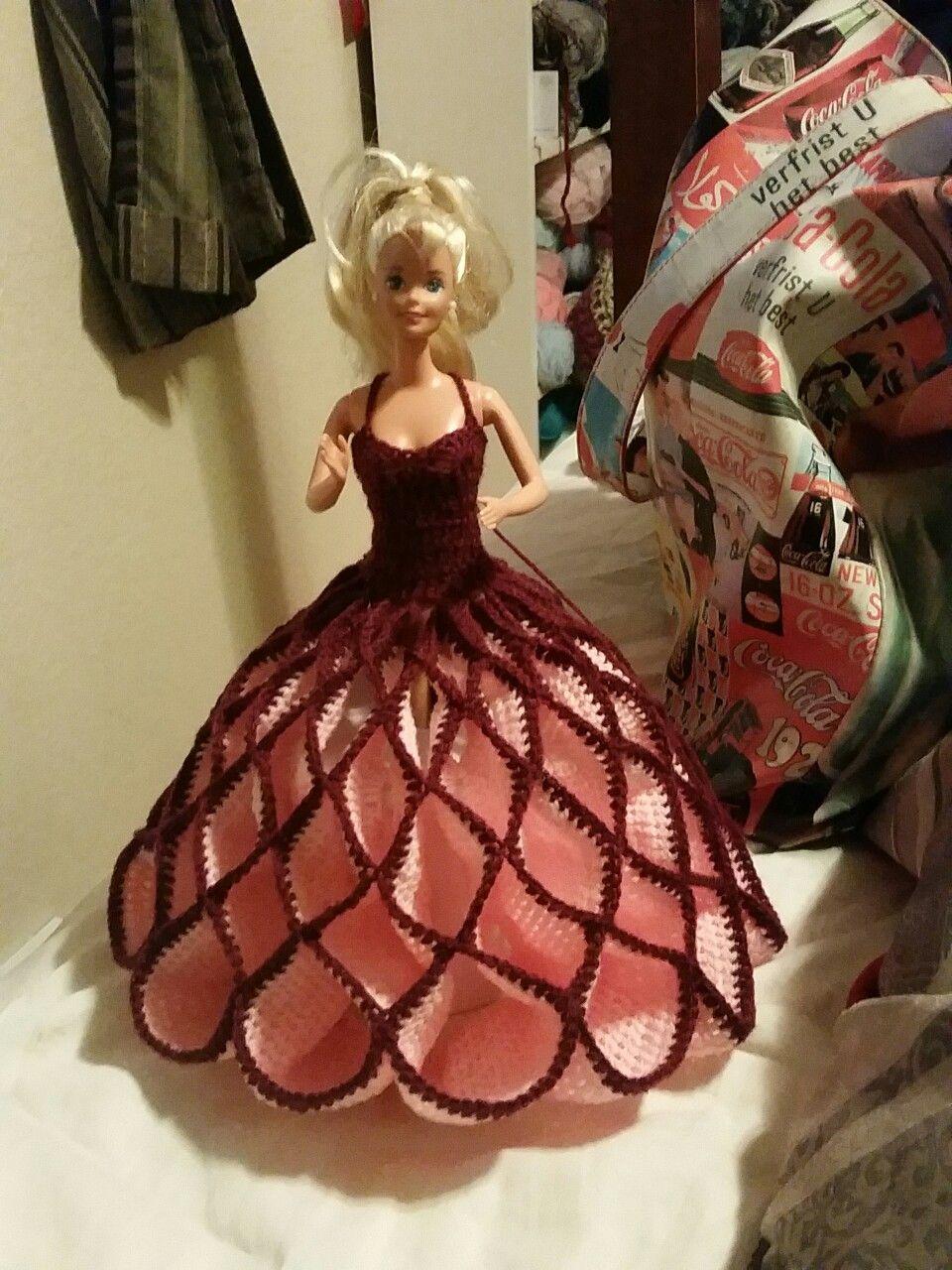 Bestido de quince años para barbie   barbie   Pinterest ...