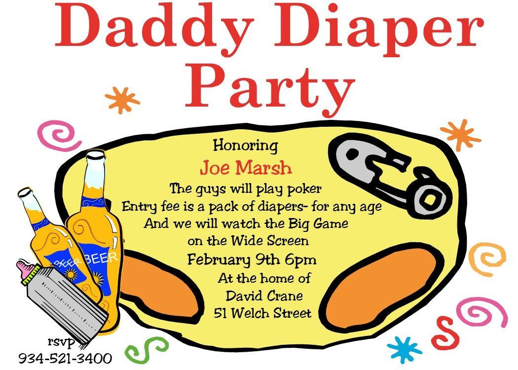 Diaper Invitation Template Check More At Https Nationalgriefawarenessday Com 22043 Diaper Invitation Template