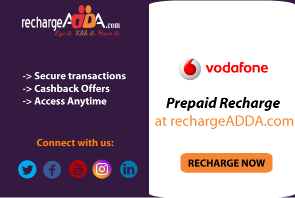How Vodafone Online Recharge U Pack Are Targeting The New Age Customers Recharge New Age