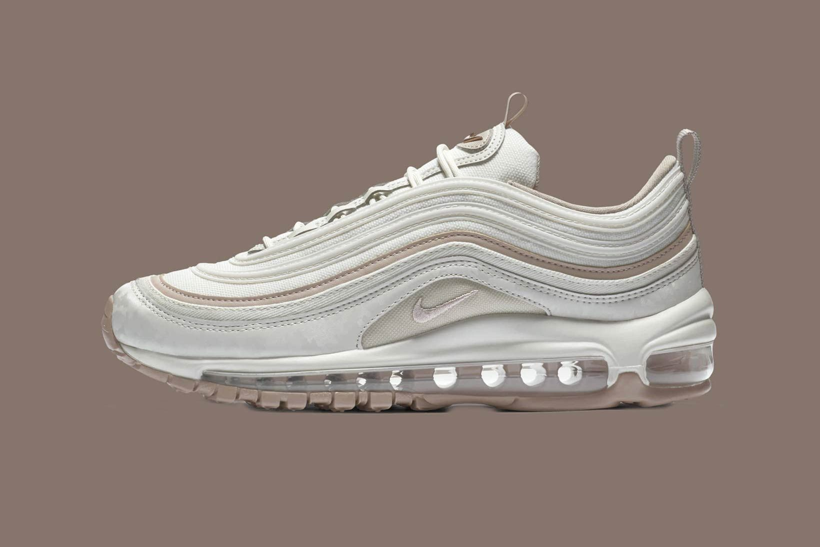 Nike's Air Max 97 Premium Arrives in Rose Gold | Nike air