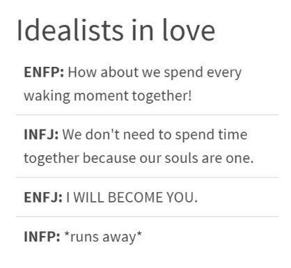 Intp And Infj
