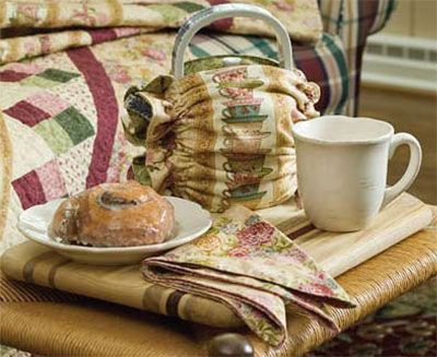 Tea Cozy | garden ideas | Pinterest