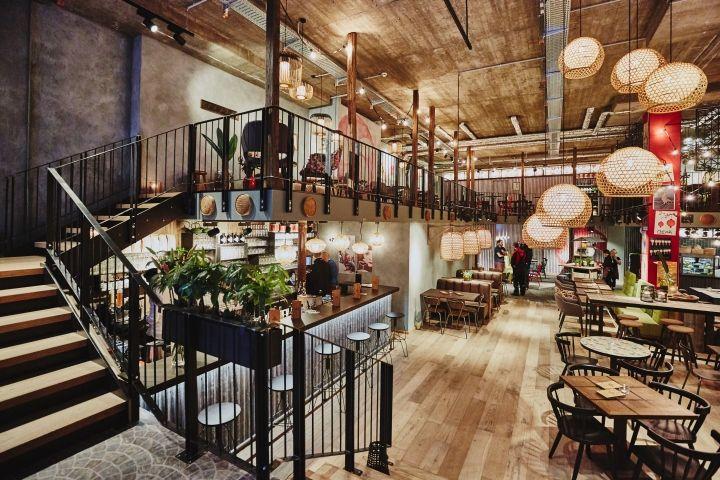Coa Hamburg Restaurant By Dippold Hamburg Germany