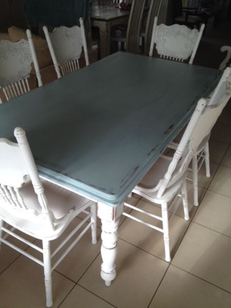 Stunning Rare French Provincial Style Dining Setting Tables Gumtree Australia Gold Coast North Coomera 1030896250 Dining Room