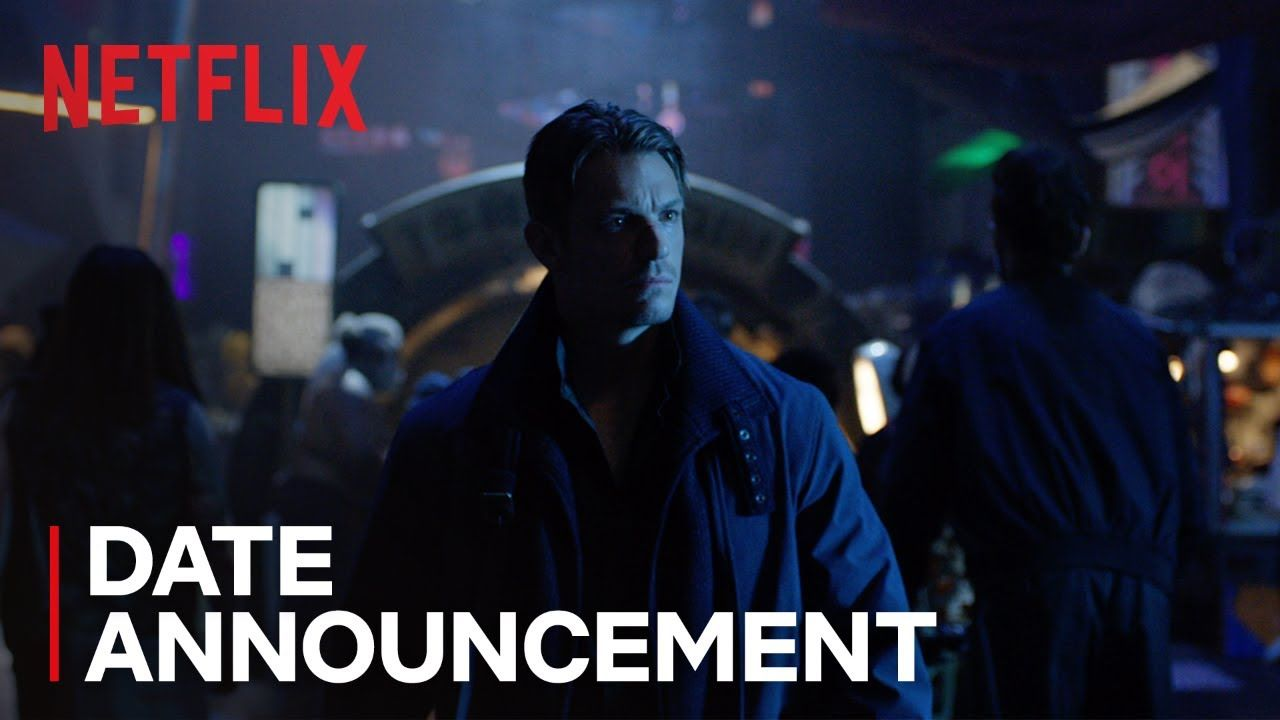 Altered Carbon Date Announcement Hd Netflix