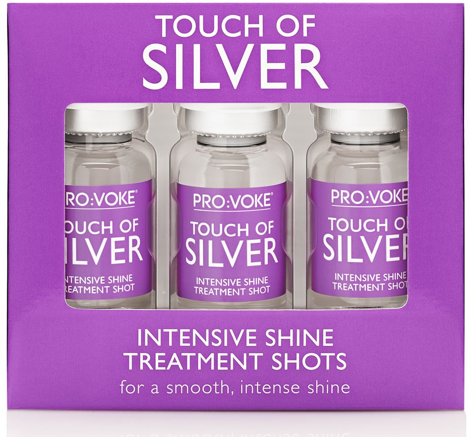 Provoke Touch of Silver Shine Shots Reviews