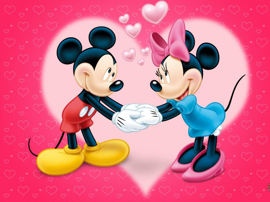 Mickey E Minnie Wallpapers Mickey Minnie Mouse Pinterest