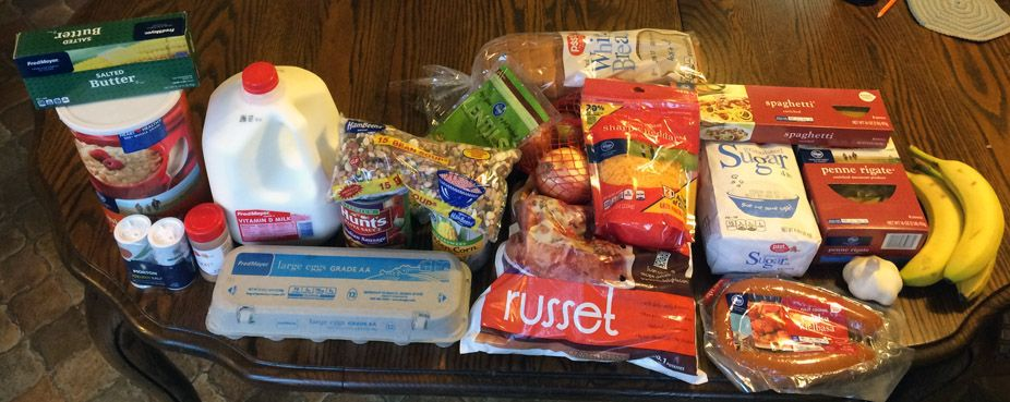SNAP Challenge (food stamps) Matthias (With images) Food