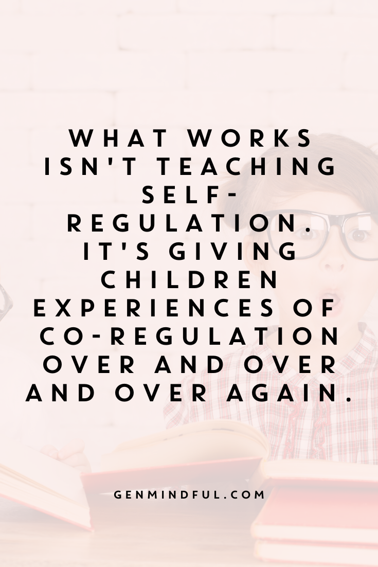 The Importance Of Co Regulation Versus Self Regulation Emotional Intellige Emotional Intelligence Quotes Positive Parenting Quotes Emotional Intelligence Kids