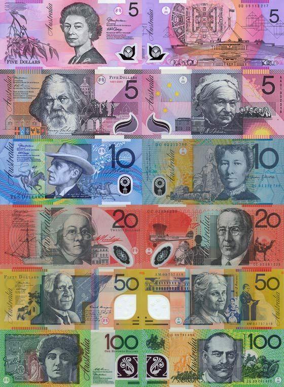 Pin By Moi Toi On Australia In 2019 Australian Money
