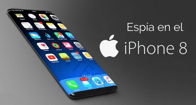 Espíe de forma remota un iPhone 8 sin Jailbreak - Spymaster Pro | spyes