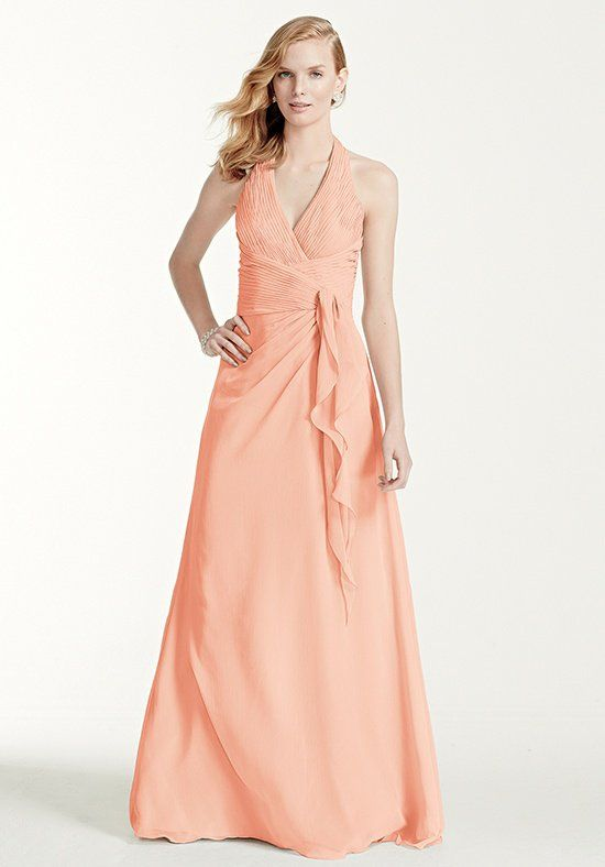 David\'s Bridal Collection David\'s Bridal Style F12688 Bridesmaid ...