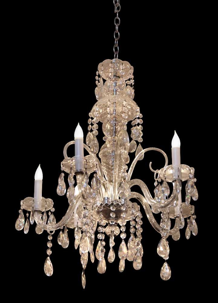 Waterford Crystal Chandelier Luminaire Lustres Beaute