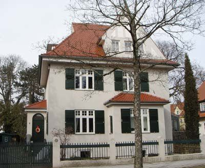 VillenGesang Villen, Altbau villa