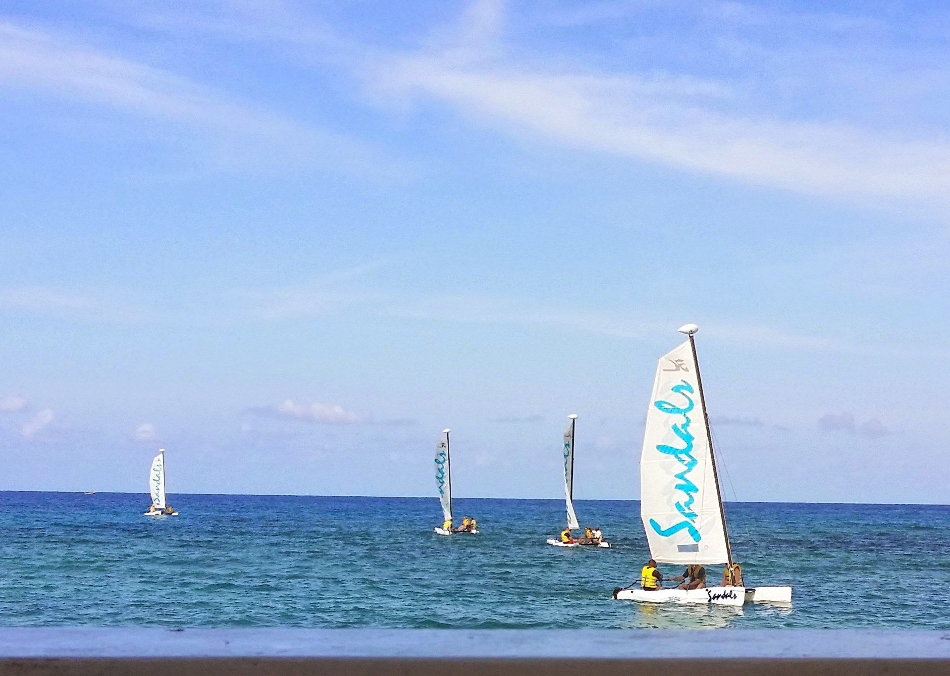Have you ever wanted to sail the Caribbean? What's stopping you?