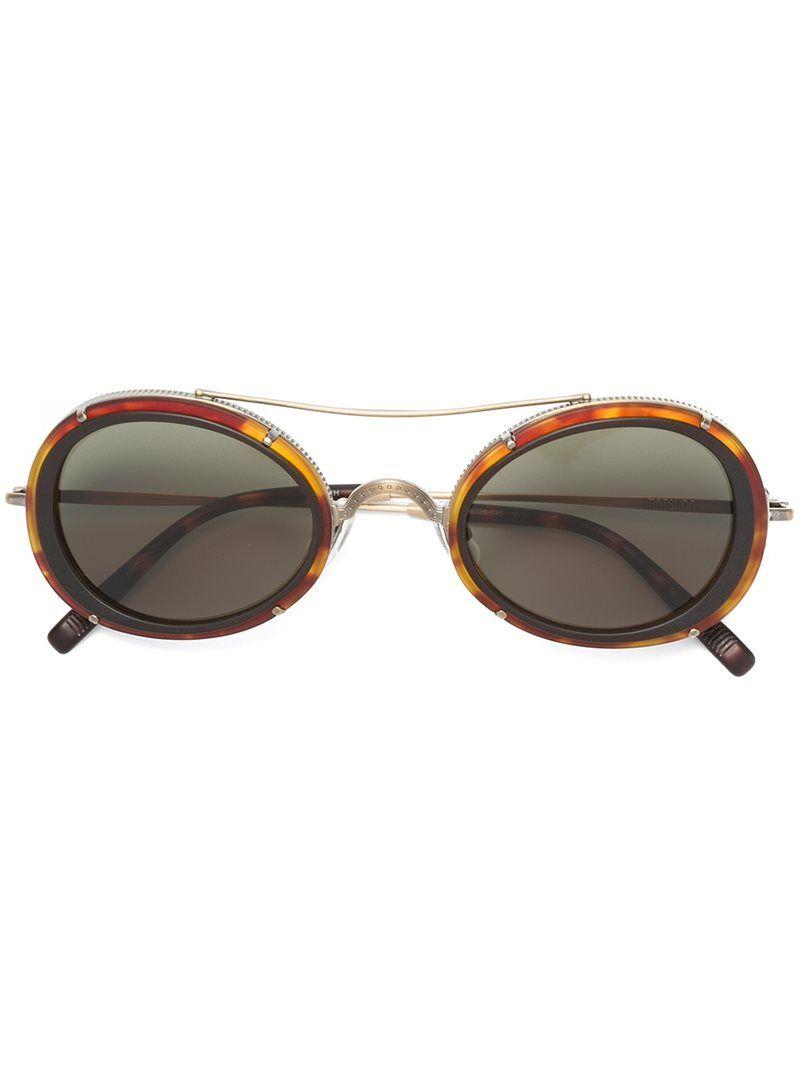 8b6ac812c7056 Round frame sunglasses · MATSUDA .  matsuda