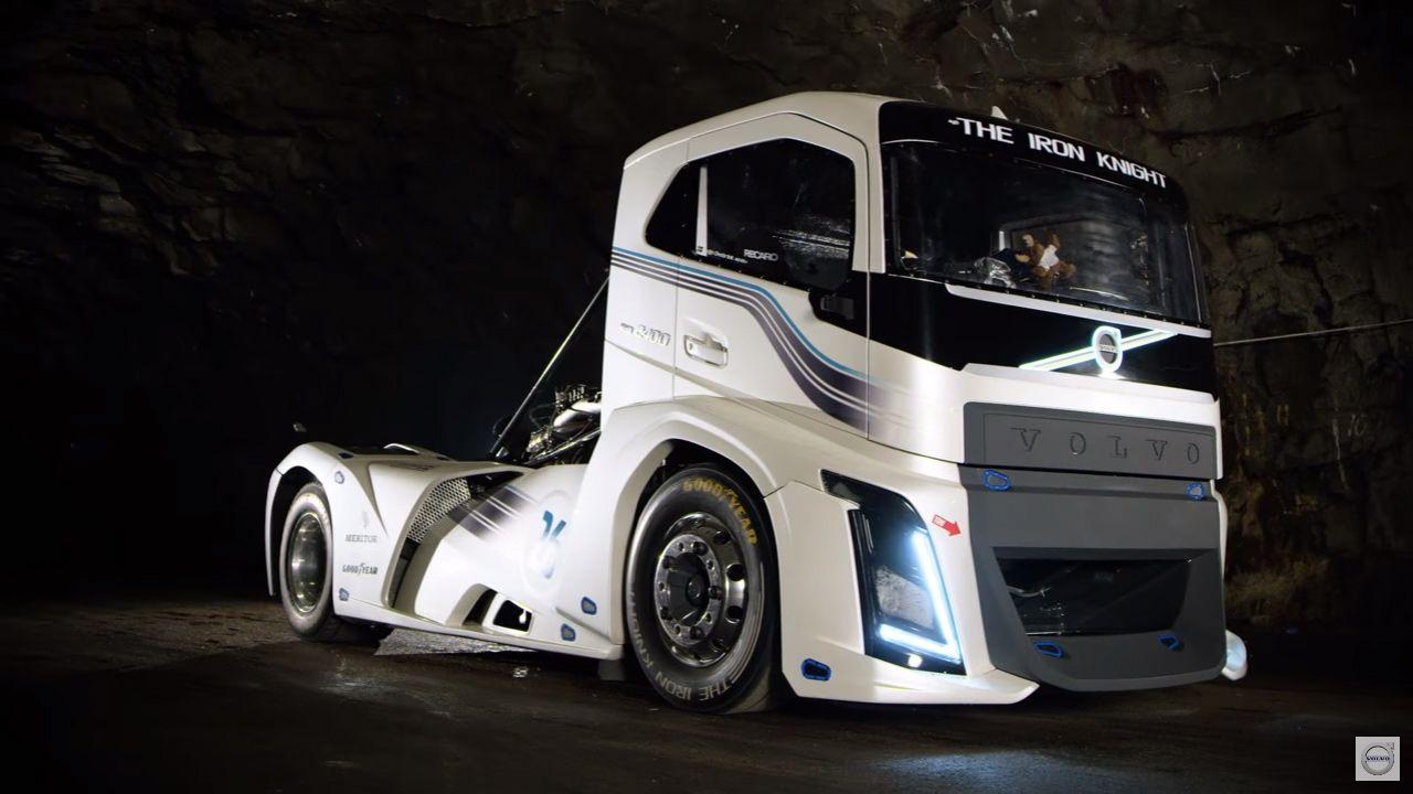 Volvo Iron Knight Engine Swaps Volvo Trucks Trucks Volvo